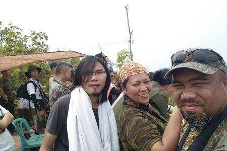 Raptor Migration: Khao Dinsor