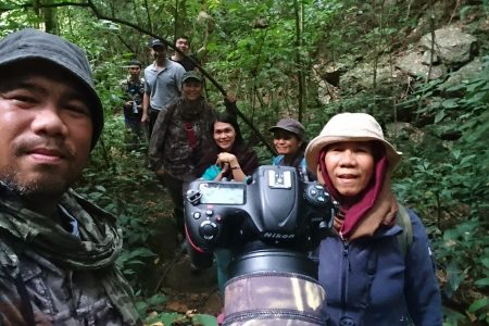 Kaengkratchan: Difficult Birding Days