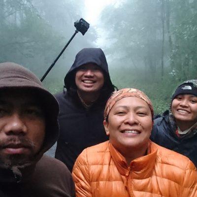 Chiang Mai Birding: Karlo & Ayen
