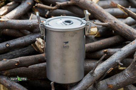 Keith: Multifunctional Titanium Cooker