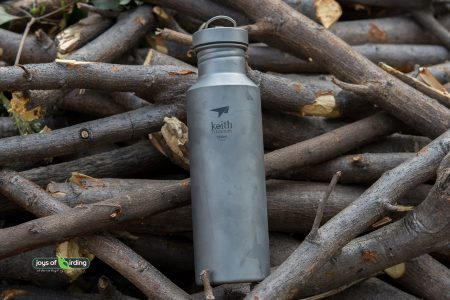 Keith: Titanium Sport Bottle