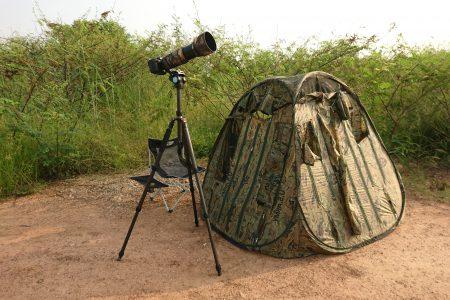 SuperHide: Birding Essential