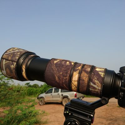 The Lens Coat