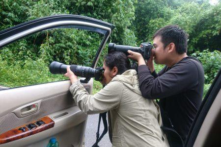 Karlo & Aline: Birding with Souls