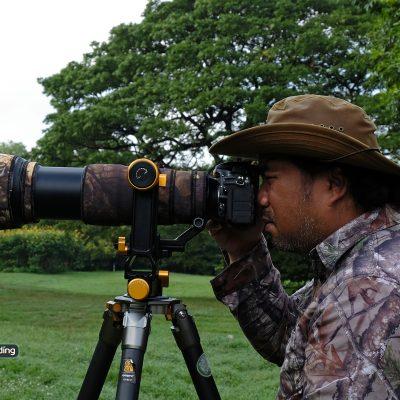 Fotopro TS-85C + Fotopro WH-30