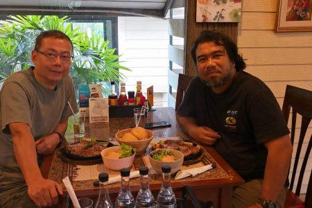 Kin Shing Li: Chestnut-headed Bee-eater Fantasy